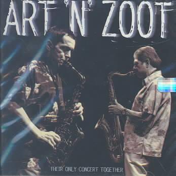 ART N ZOOT BY PEPPER,ART (CD)